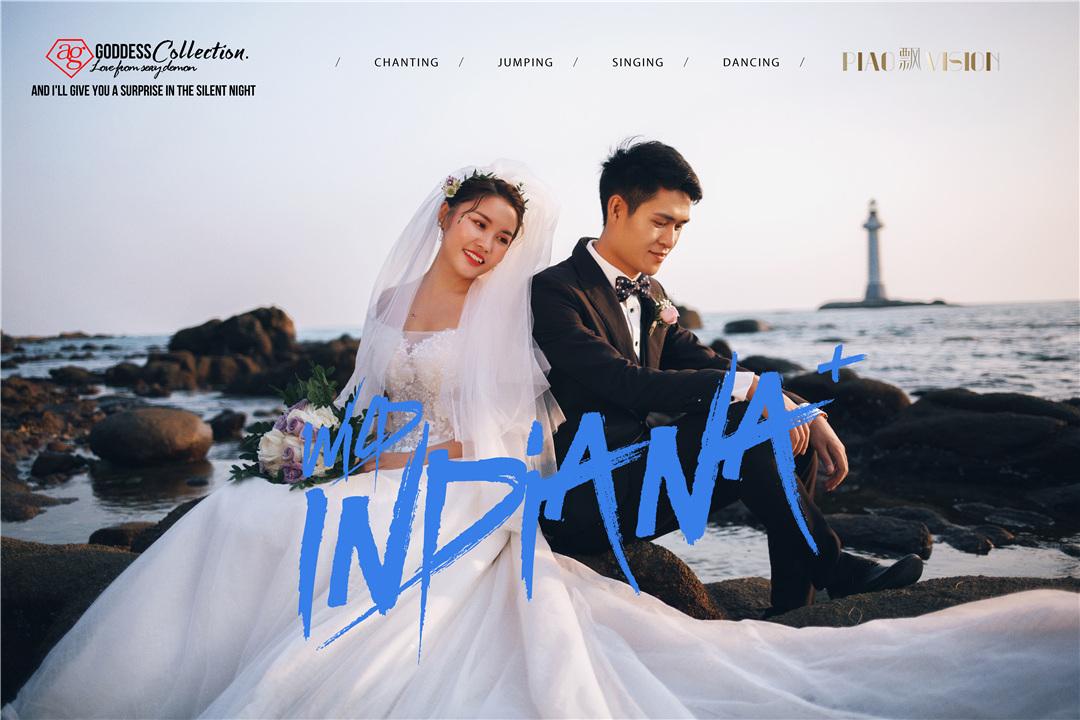 三亚婚纱摄影图片3