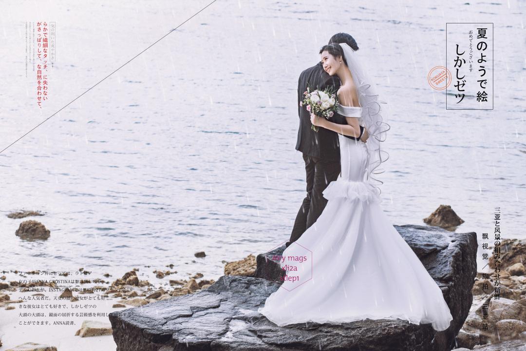 三亞婚紗攝影圖片3