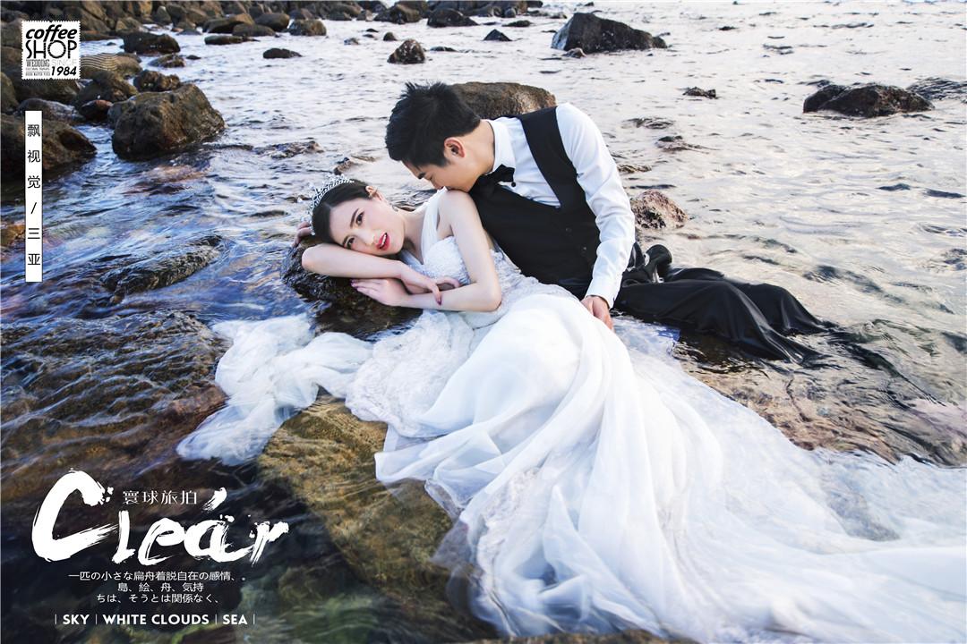三亞婚紗照圖片1