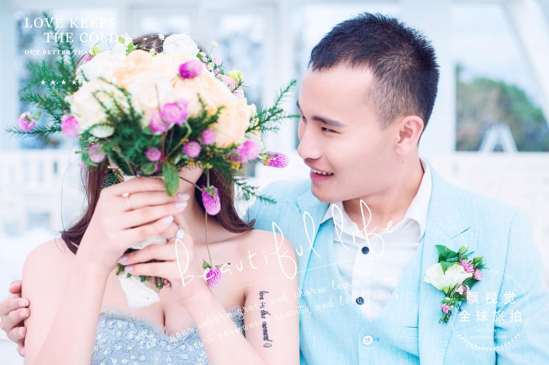 三亚婚纱照图片1