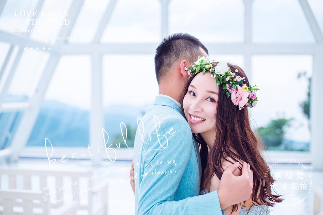 三亚婚纱照图片3